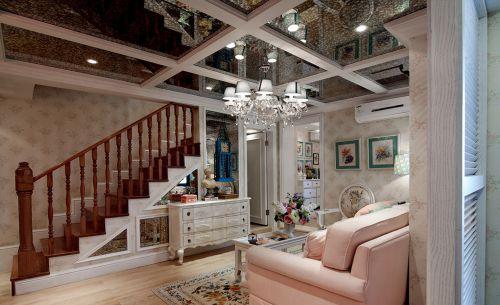 美式风格温馨客厅效果图赏析