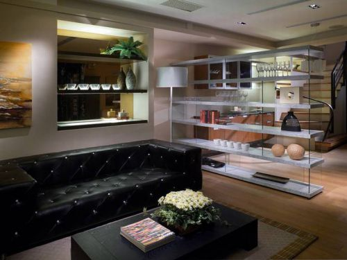 美式风格客厅装修效果图赏析
