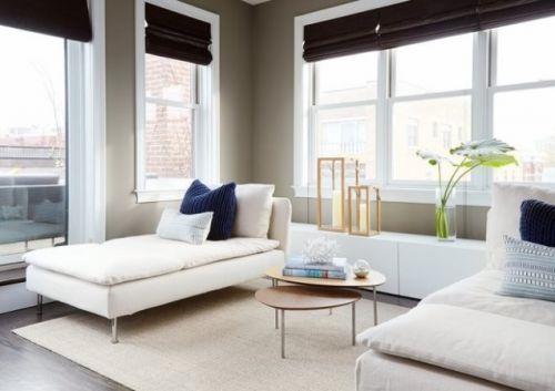 时尚美式风格客厅图片欣赏