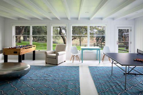 2016简约美式客厅装修案例