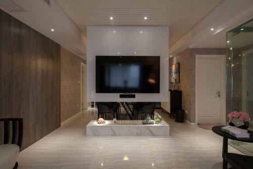 2016米色美式客厅图片赏析