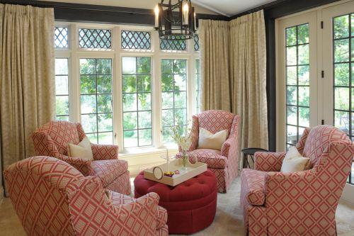 混搭风格米色温馨客厅装修赏析