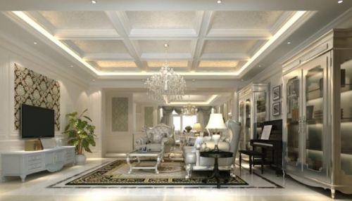 混搭风格客厅设计赏析