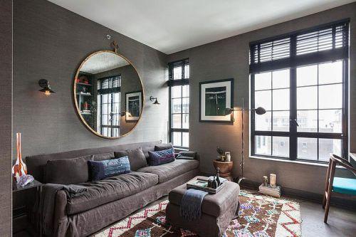 混搭风格客厅设计