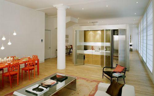优雅混搭风格客厅装潢图片赏析