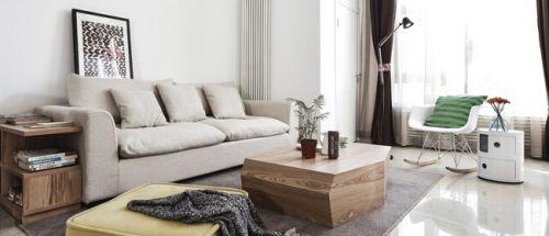 宜家风格客厅装饰设计效果图片
