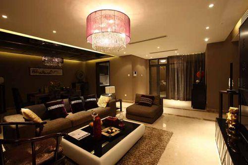 简欧风格客厅设计效果图