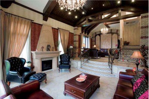 新古典式风格客厅设计图片鉴赏