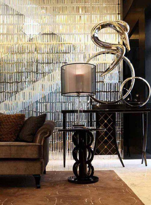 新古典主义客厅精致设计