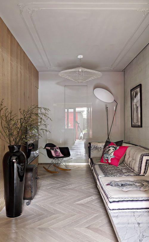 新古典客厅装潢设计