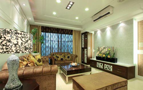 新古典典雅客厅设计