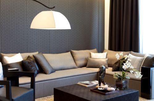 中式簡約古典客廳設計案例