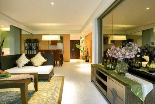 中式風格客廳裝修案例