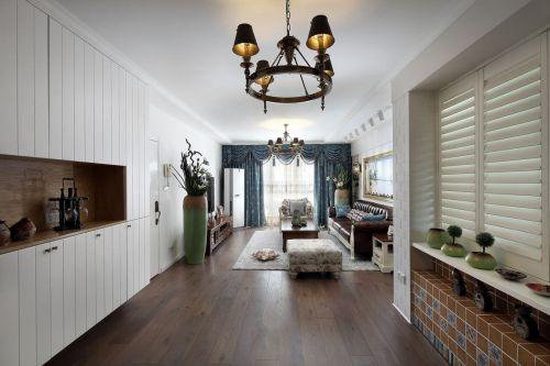 2018田园风格客厅设计赏析