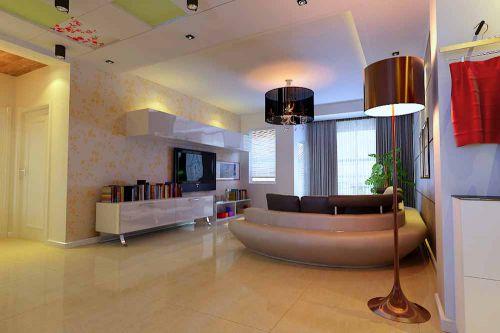 2015现代客厅设计图展示