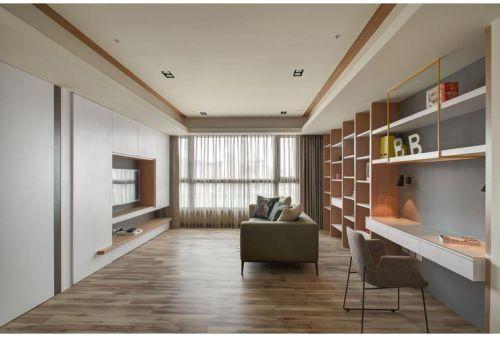 2016现代风格客厅装修设计欣赏