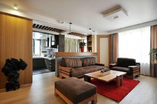 现代风格雅致客厅装修设计