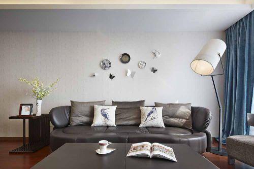 2016现代客厅装修案例欣赏