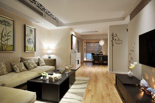 现代风格设计客厅欣赏