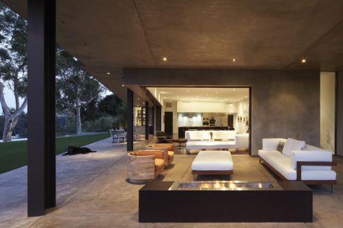 2016现代简约风格客厅装修设计图