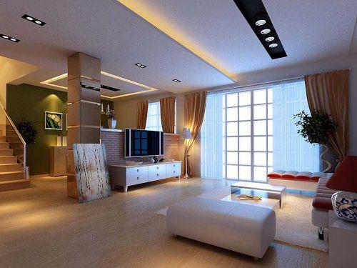 2016简约时尚现代风格客厅装修