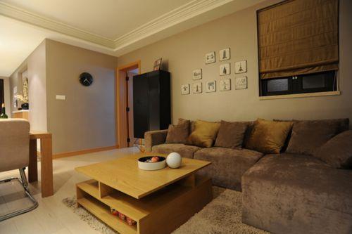 2016现代简朴客厅装潢设计