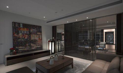现代简约风格客厅图片欣赏