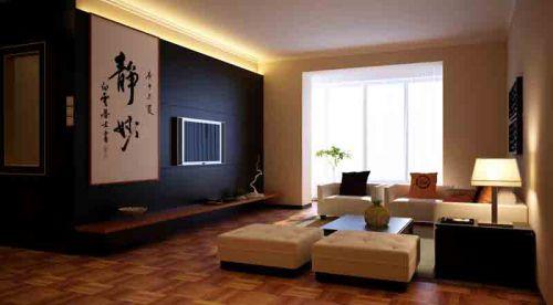 中式客厅设计图