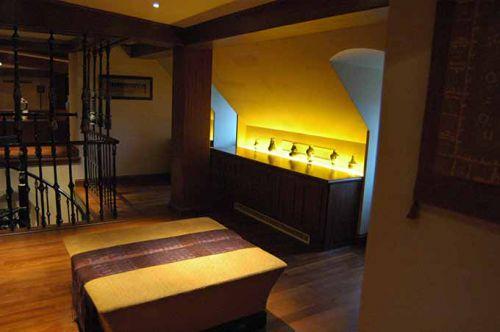 中式客厅装潢设计