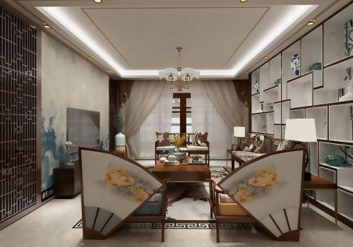 典雅中式客厅设计美图