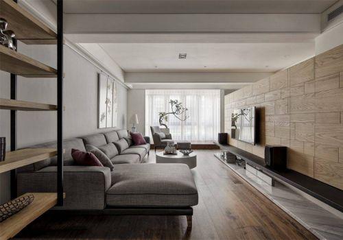 簡約風格客廳裝修設計