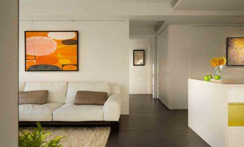 2018簡約風格溫暖客廳裝修設計