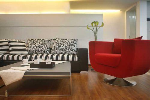 2018簡約客廳裝潢設計