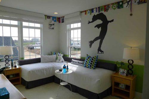 創意裝飾簡約風格客廳裝飾布置