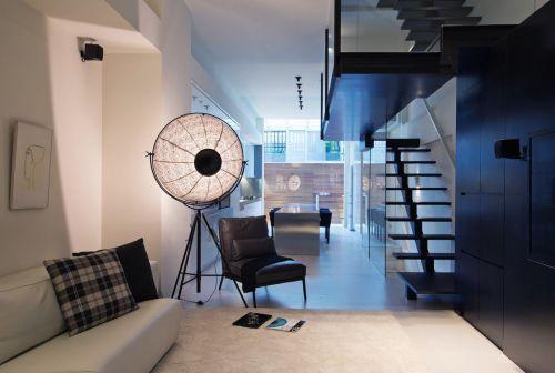 2018簡約風格客廳設計圖