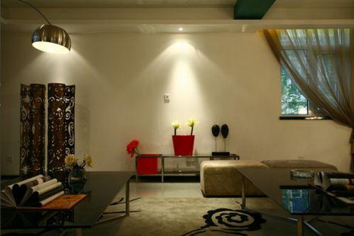 2018現代簡約客廳設計欣賞