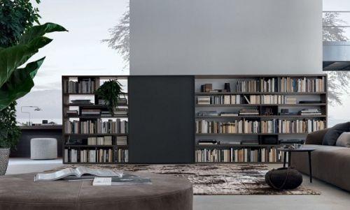 灰色簡約風格客廳效果圖設計