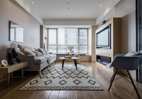 简约现代风格客厅装修设计