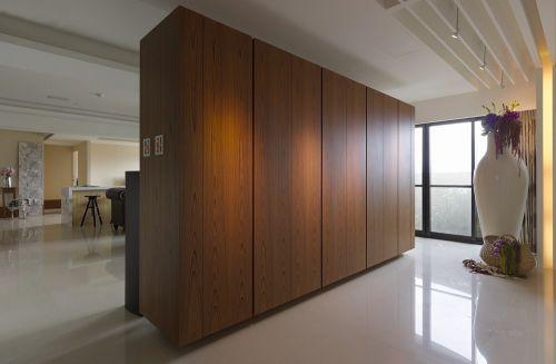 现代风格客厅隔断效果图赏析