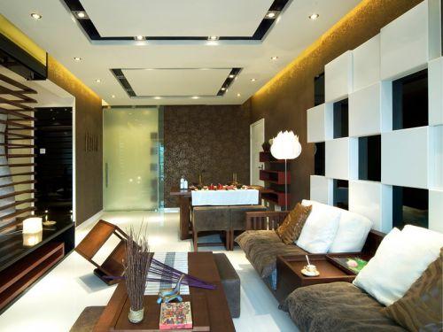 現代風格客廳設計效果圖欣賞