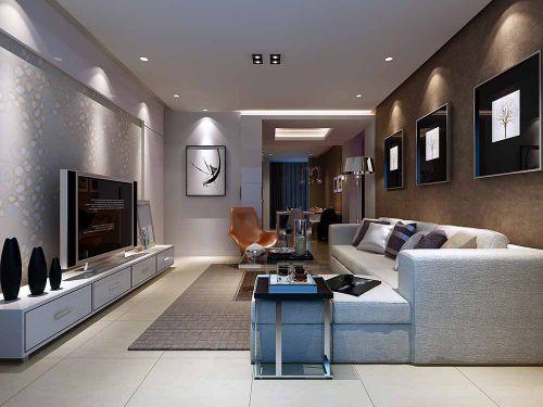 2018現代客廳裝修設計圖