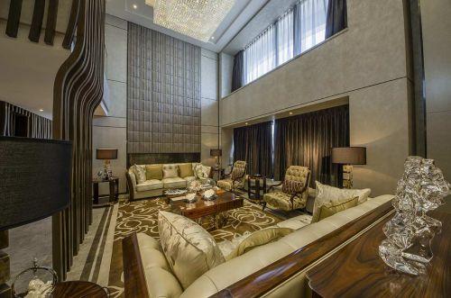 現代風格客廳設計欣賞