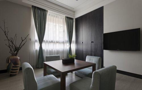 灰色現代客廳裝修圖片