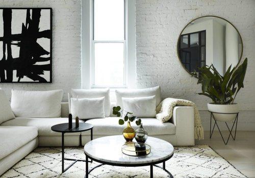 北欧风格客厅装修设计案例