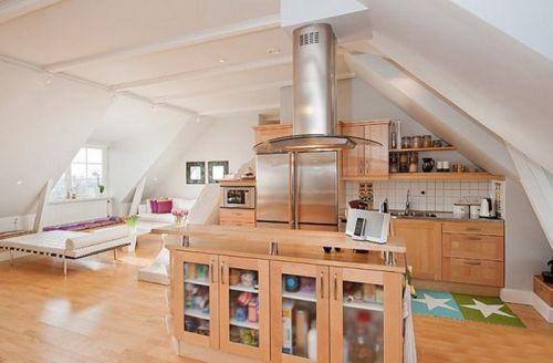 北欧北欧风格厨房设计案例