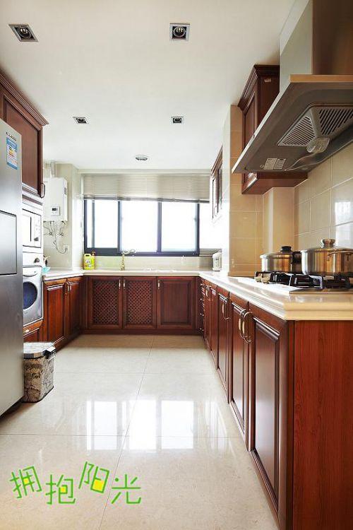 欧式美式厨房案例展示