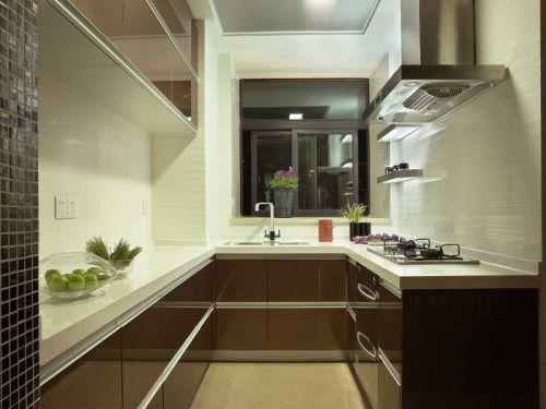 中式中式风格厨房设计案例
