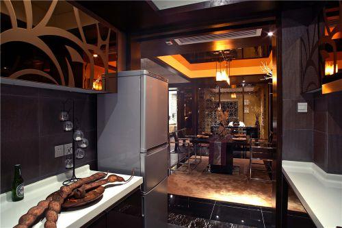 中式厨房设计图
