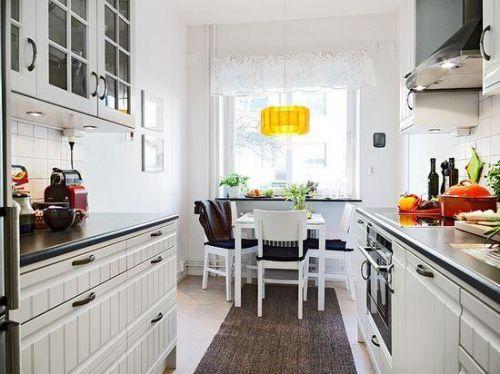 简欧简欧风格厨房设计案例展示
