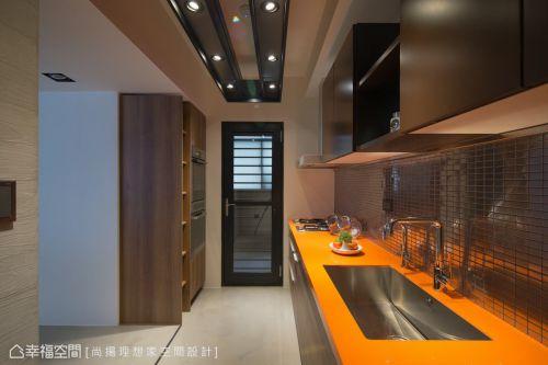混搭厨房吊顶装修图
